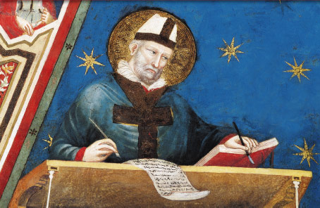 Sant'Agostino - Augustinus Hipponensis